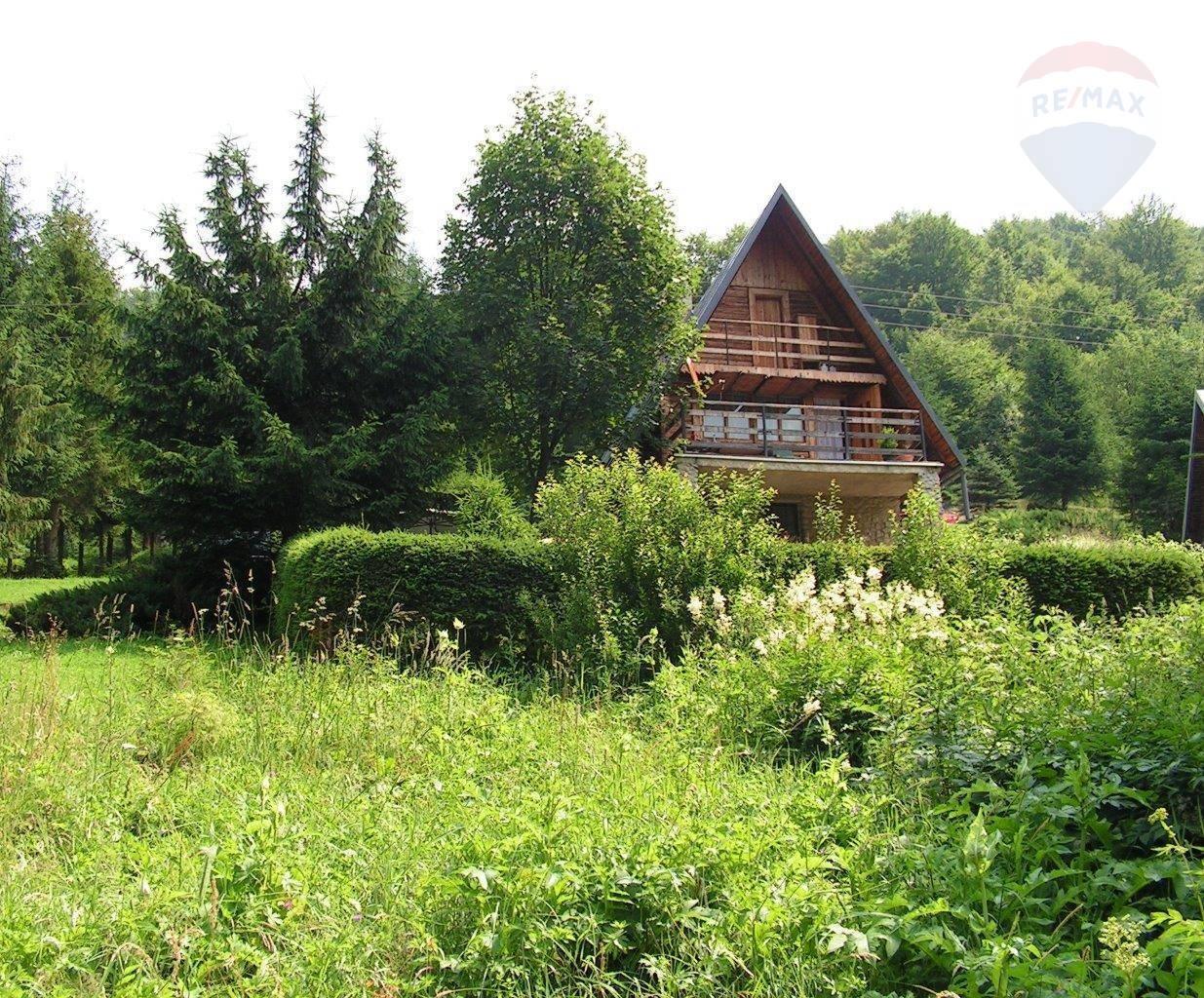 Útulná chata uprostred prírody, Tisovec