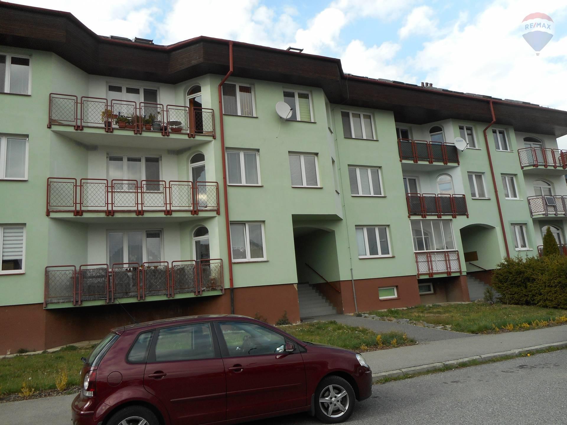 Na predaj 3 izbový podkrovný byt, Svit, Nová ul.