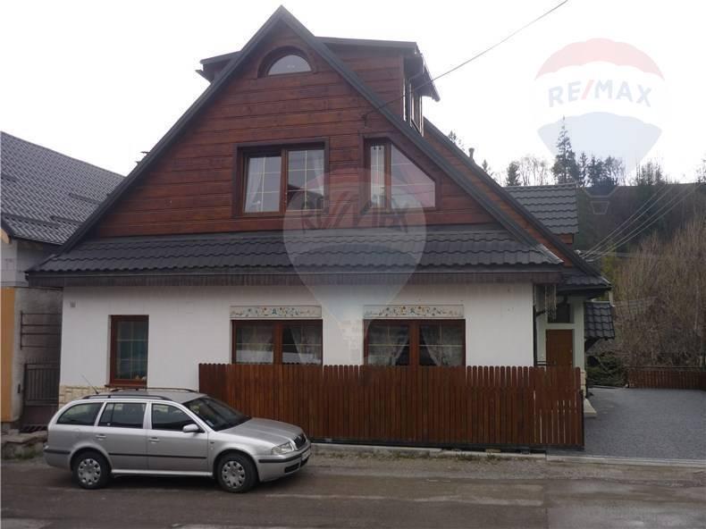 Predaj kompletne zrekonštruovaného penziónu  v rekreačnej obci Zuberec.