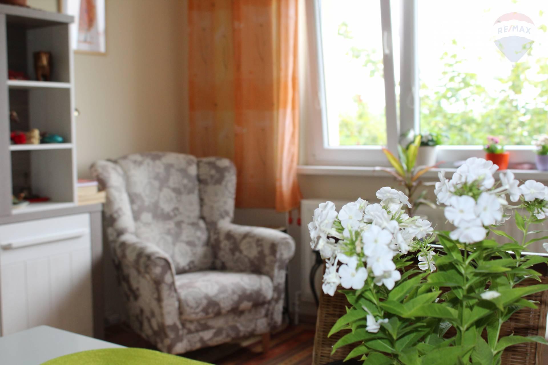 Na predaj 2 izbový byt na Hraničnej ulici po peknej rekonštrukcii
