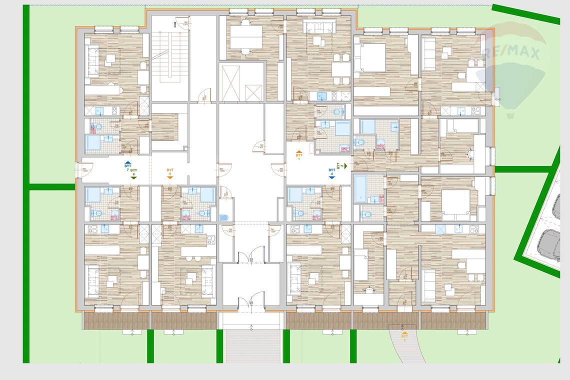 Predaj bytu (3 izbový) 66 m2, Bratislava - Ružinov -
