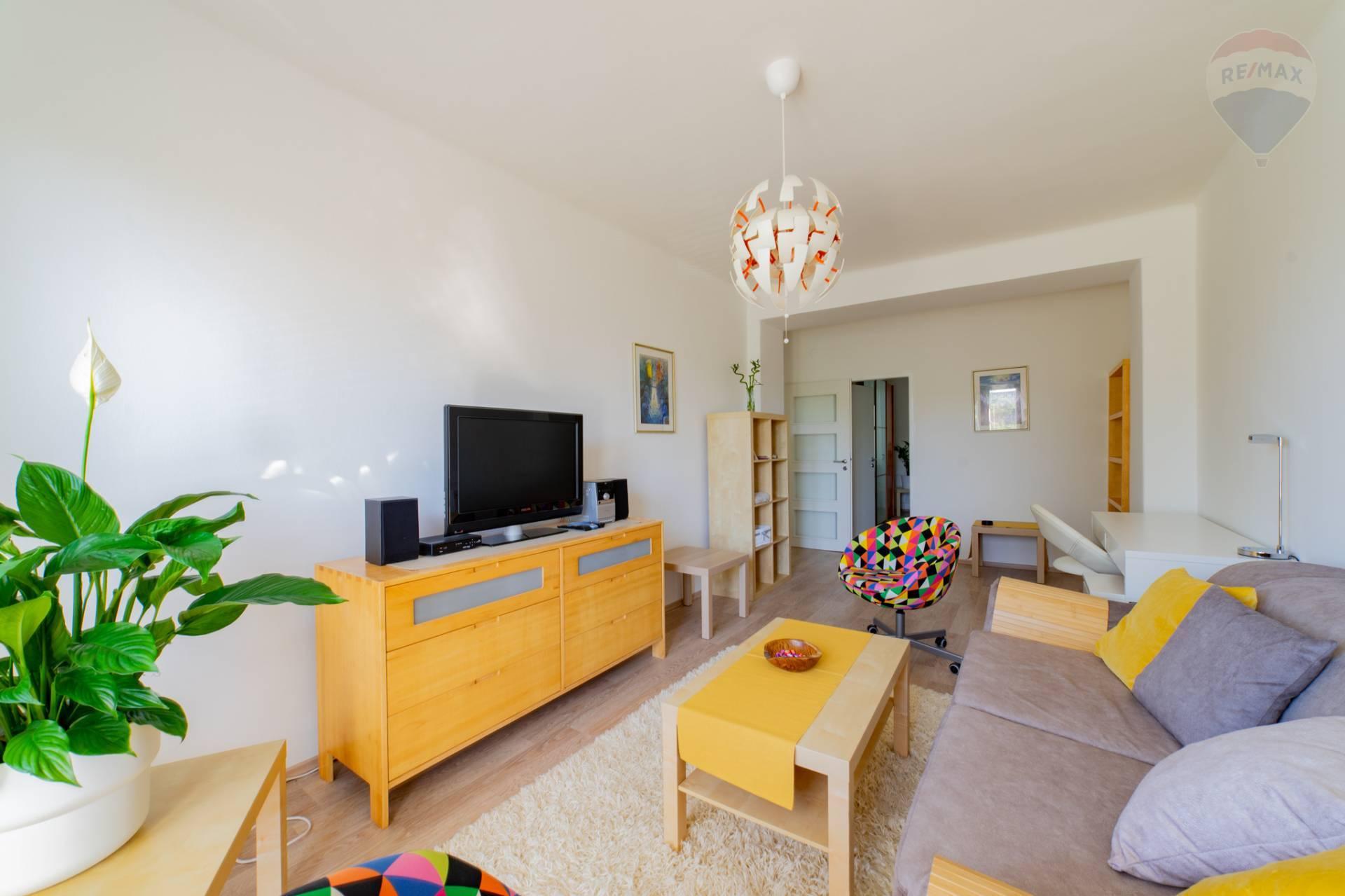 PRENÁJOM >> 2 izbový byt ulica Herlianska 10