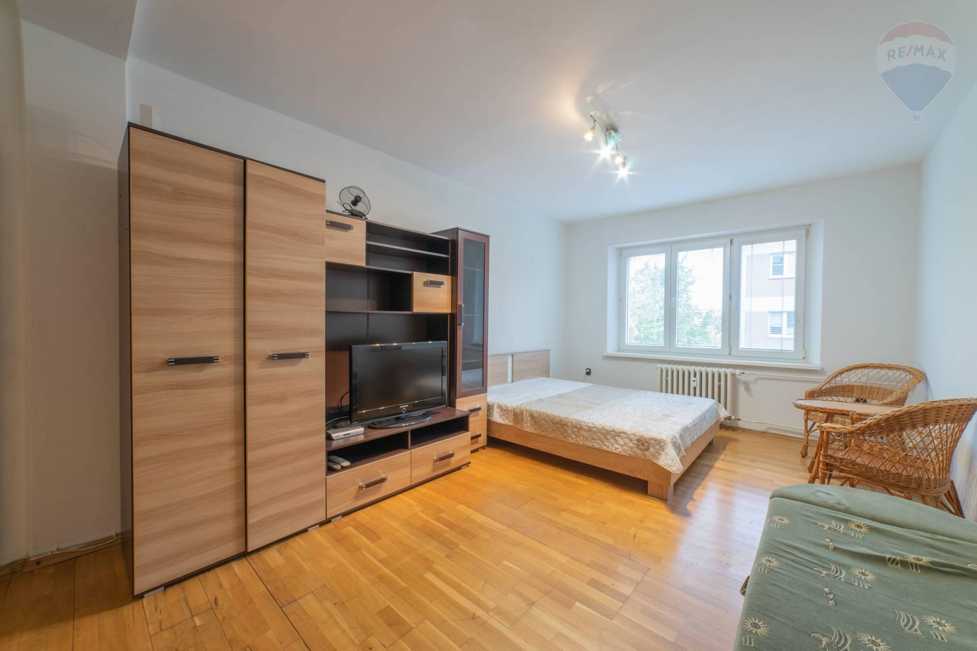 PRENÁJOM >> 1 izbový byt – Šancova ulica