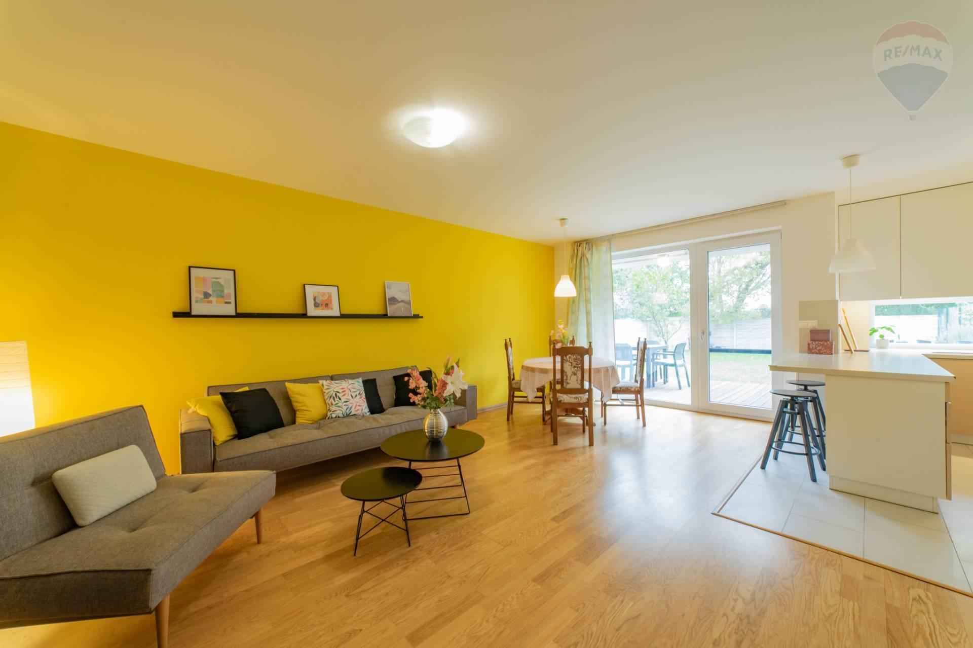 PRENÁJOM >> Novostavba 4 izb. rodinného domu v Rovinke (ul. Narcisová)