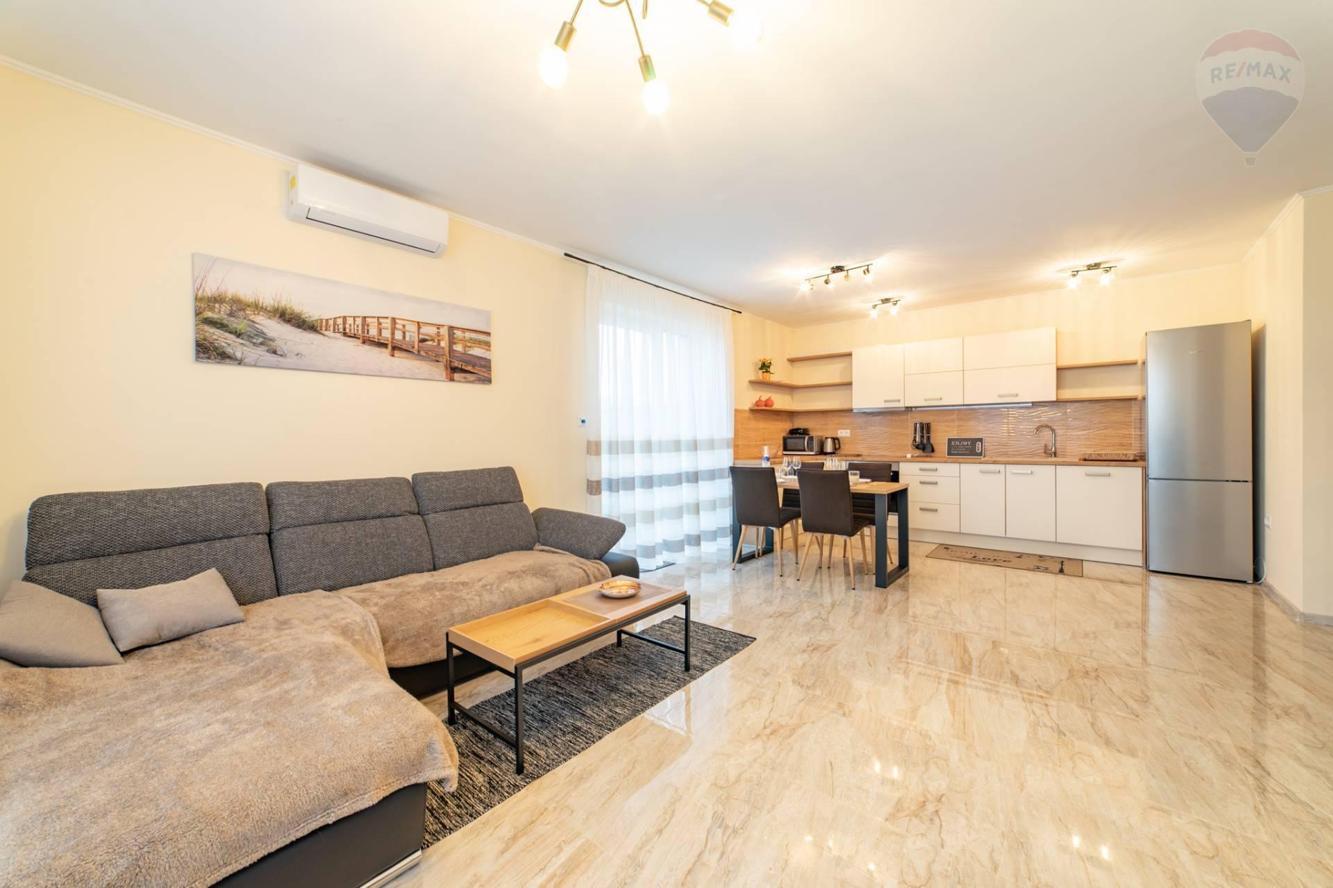 PRENÁJOM >> Novostavba 4 izb. rodinného domu v dvojdome v Hamuliakove (ul. Pastierska)