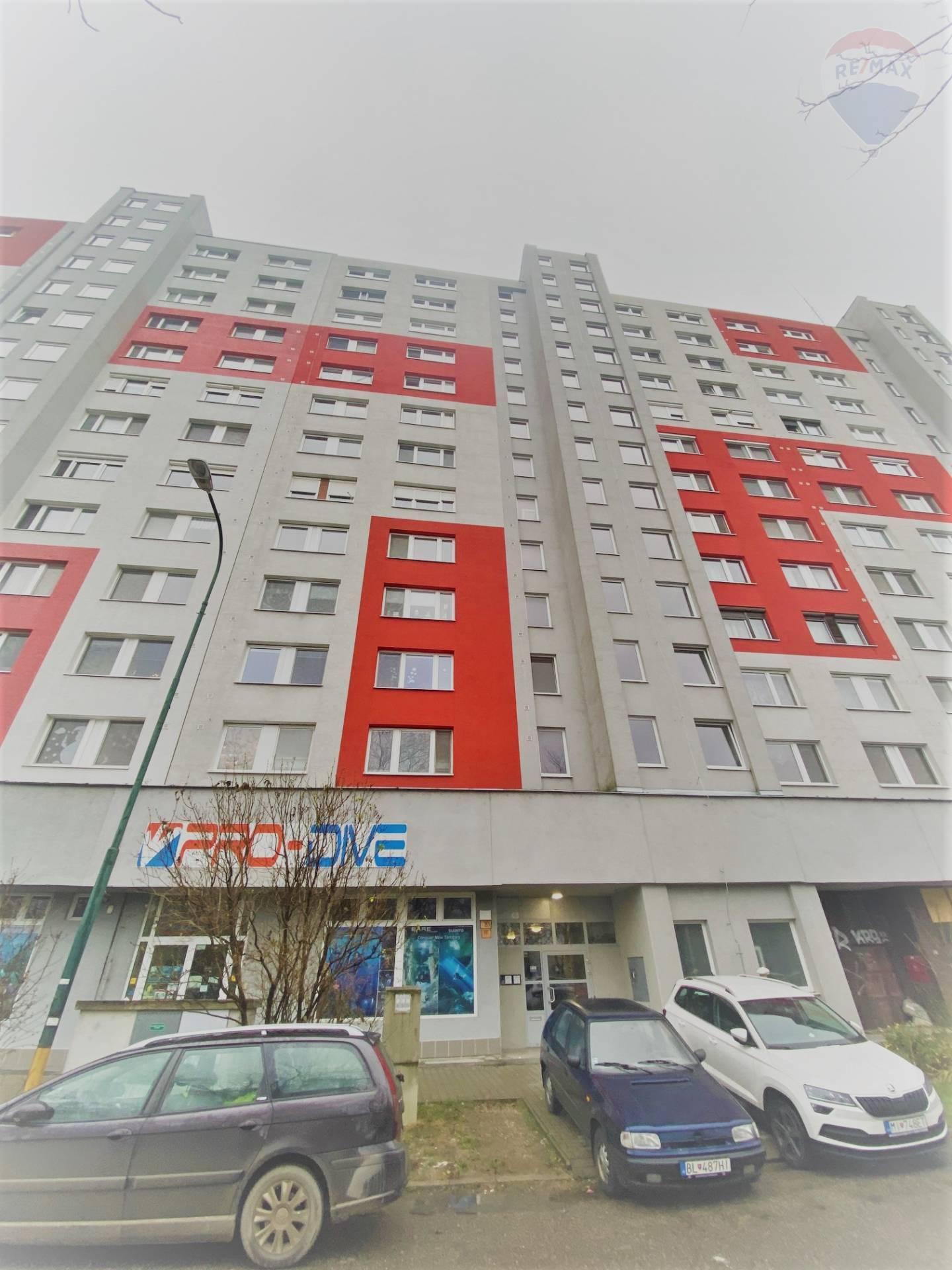 Predaj 2 izbového bytu v Petržalke