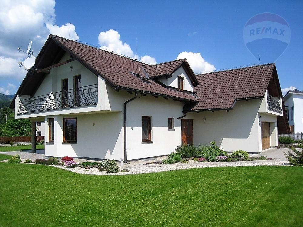 Predaj/ luxusný,rodinný  dom 8+1, Martin - Stráne