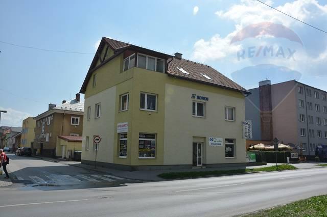 Na predaj, podnikateľský objekt, polyfunkčná budova, kancelárie