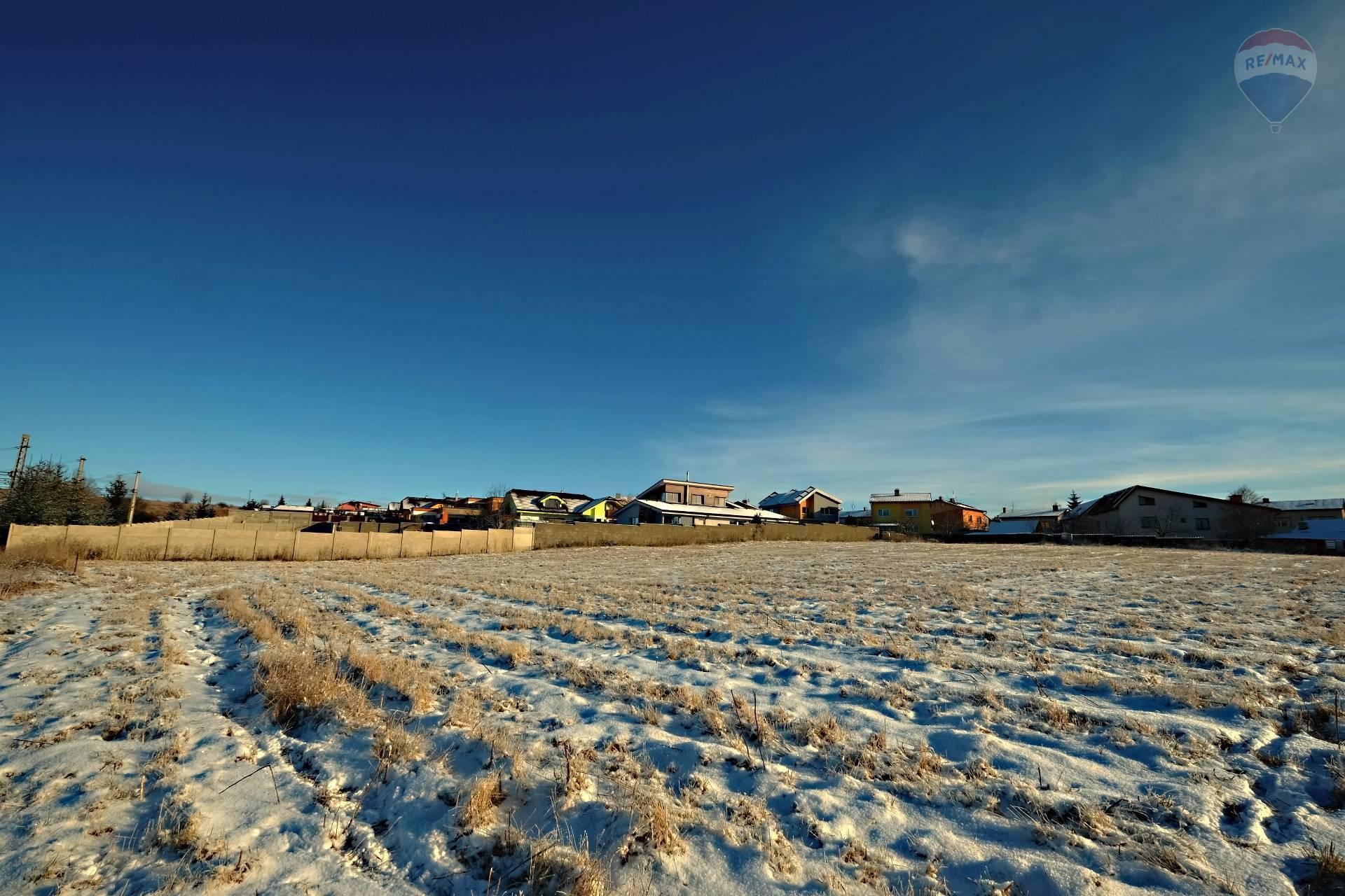 Predaj pozemku 1276 m2, Poprad - Na predaj stavebný pozemok Poprad