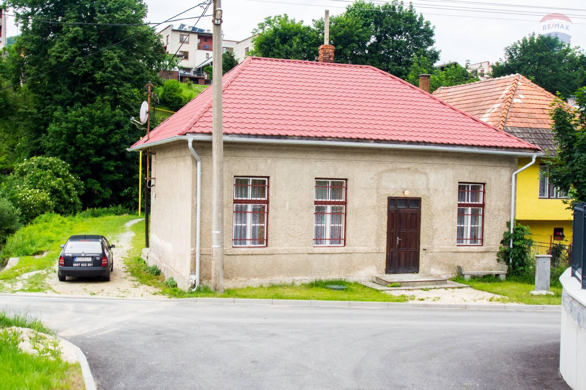 Prenájom budovy, Košická Belá
