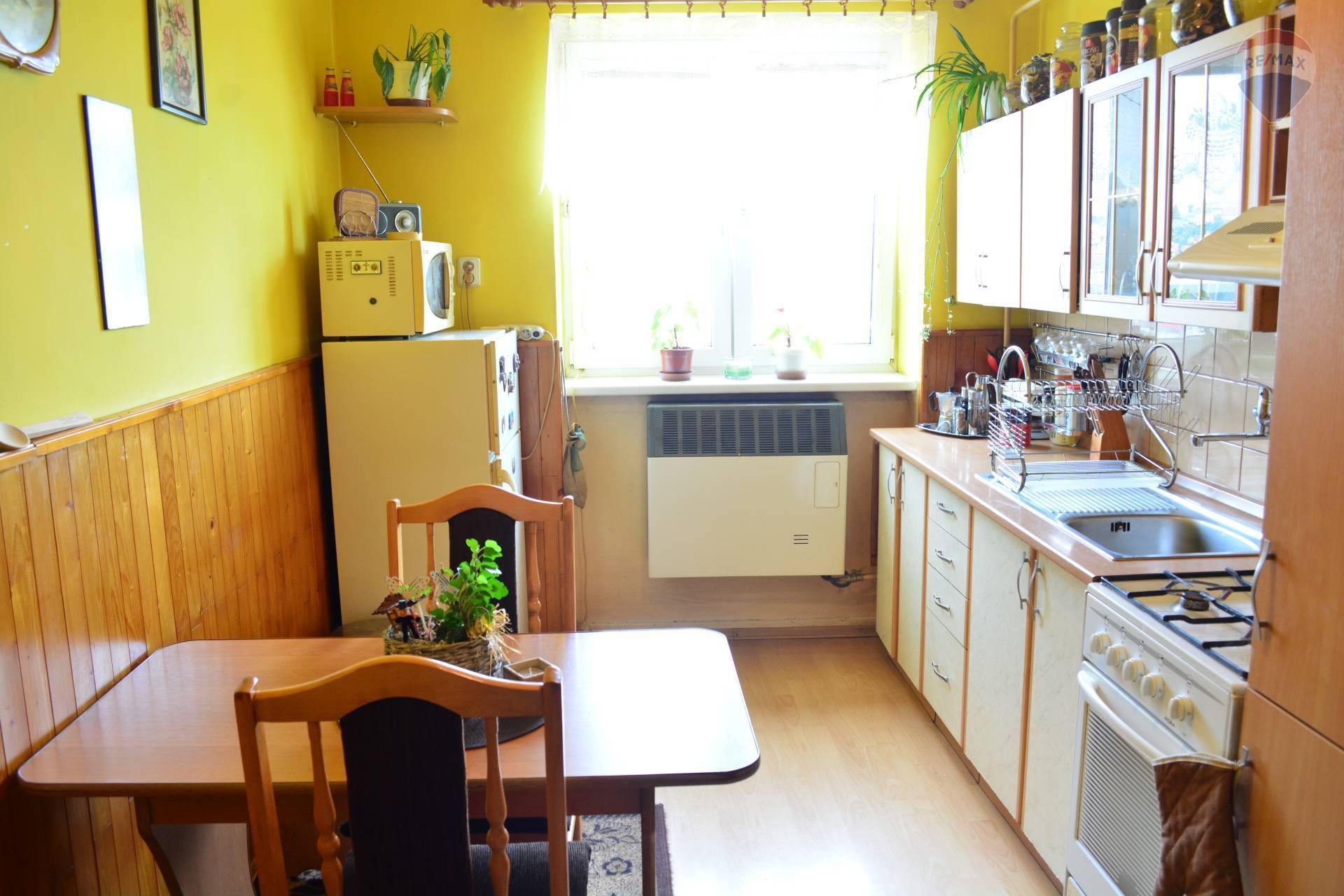 2 - izbový byt na predaj,  ul. Gen. Štefánika Kežmarok