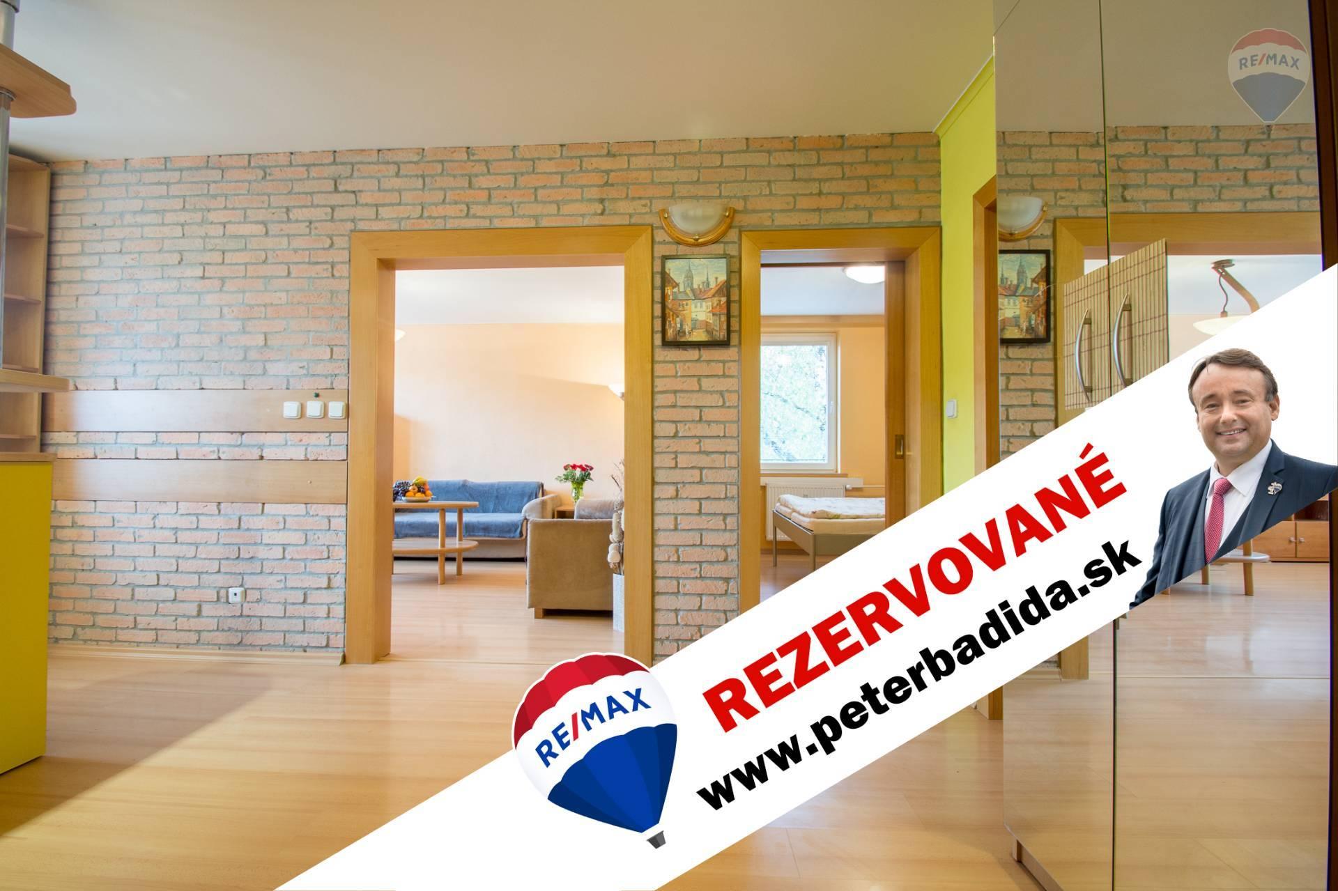 Na predaj 3 izbový byt Trieda SNP Košice