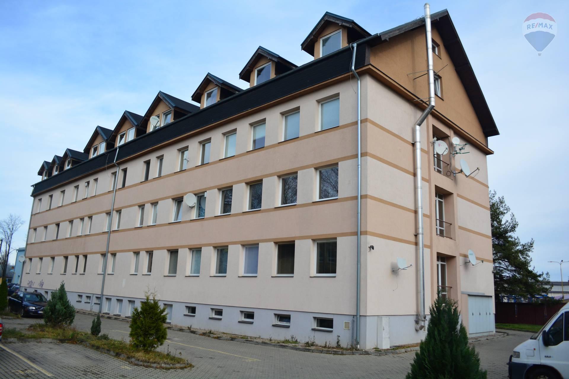 1 izbový byt na predaj Poprad, ul. Rovná