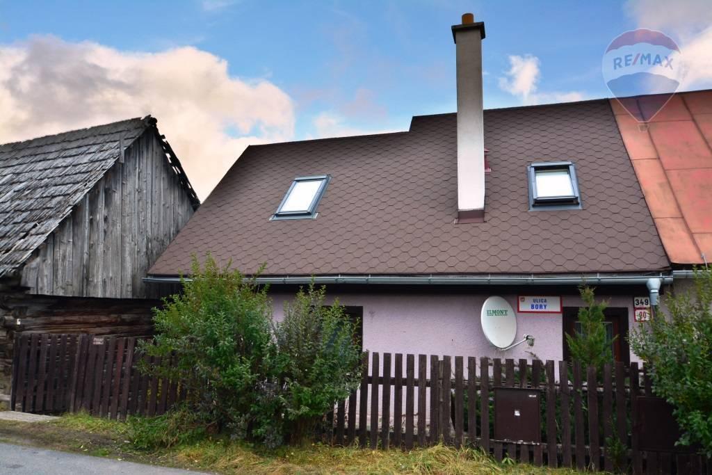 Na predaj dva rodinné domy Liptovská Teplička okres Poprad