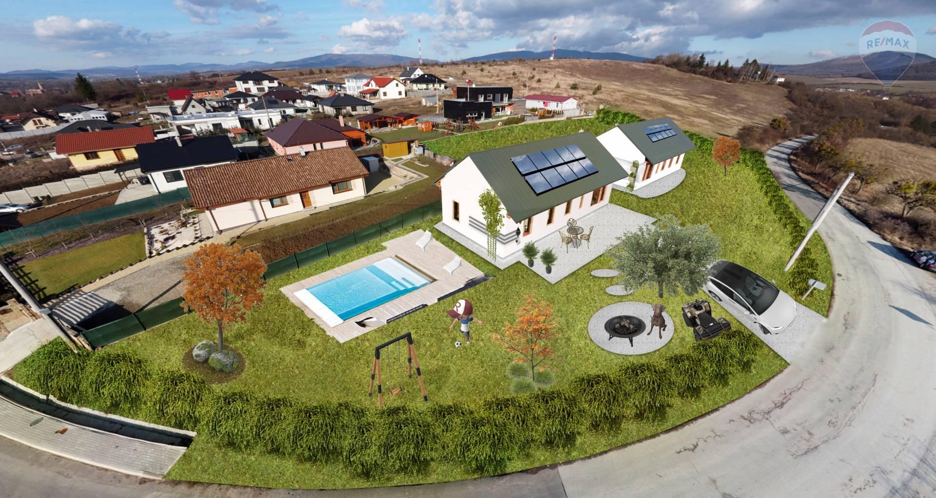 Novostavba rodinného domu Bidovce na predaj