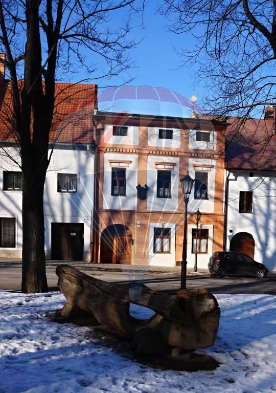 Na predaj rodinný dom Poprad