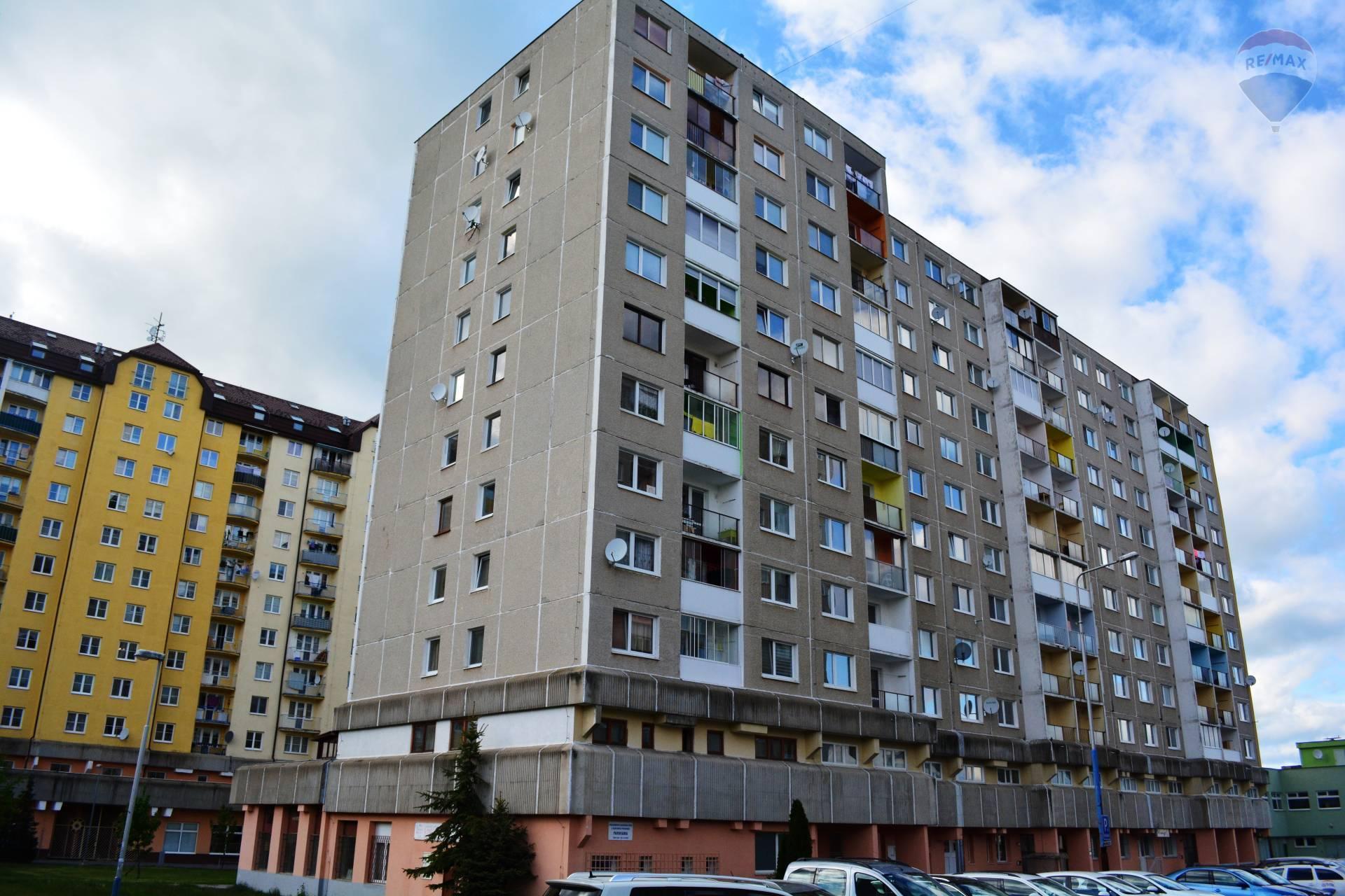1 izbový byt na predaj Poprad, ul. Zimná