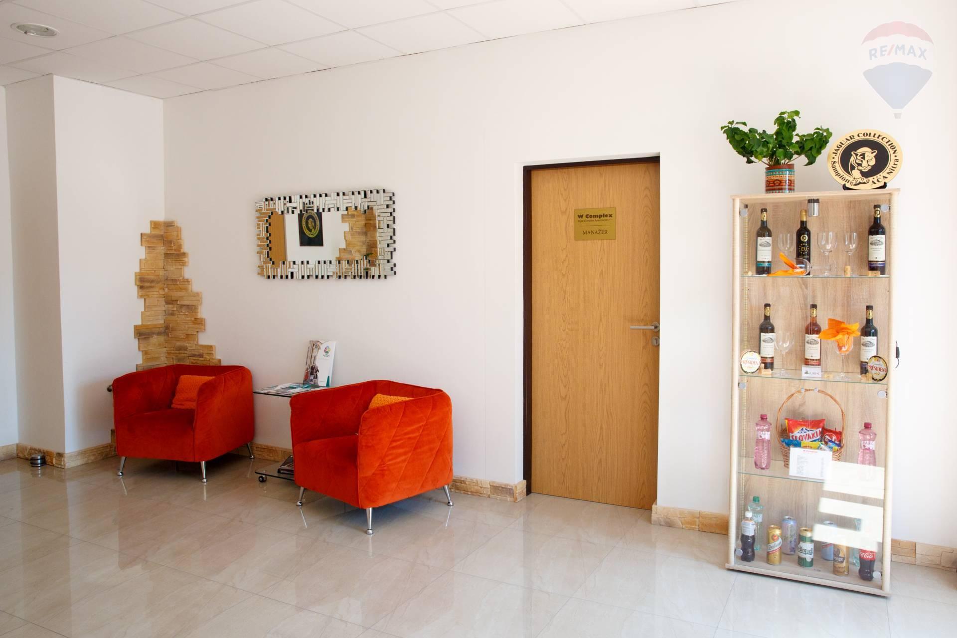 Prenájom bytu (garsónka) 22 m2, Nitra -