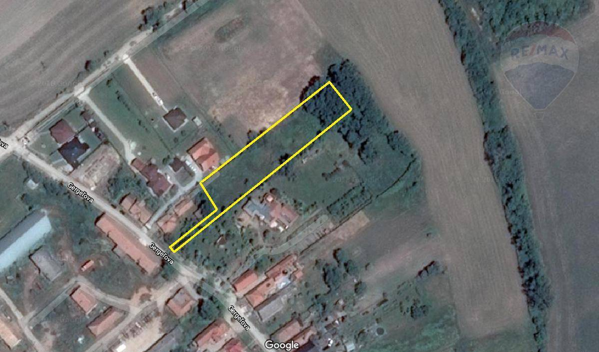 REZERVOVANÉ! Predaj stavebný pozemok Nitra - Ivanka pri Nitre