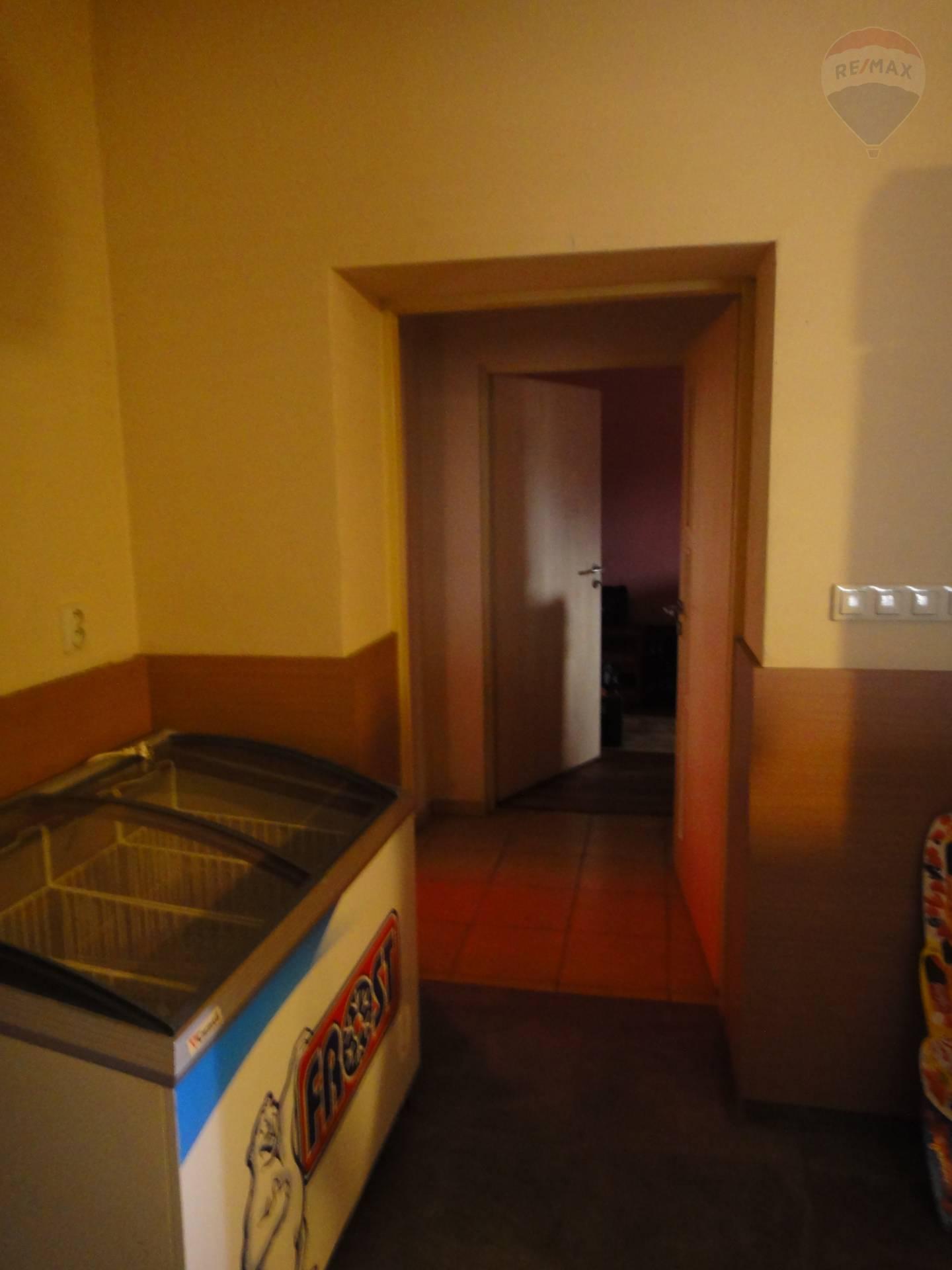 Predaj komerčného priestoru 754 m2, Horný Pial - vstup do skladu