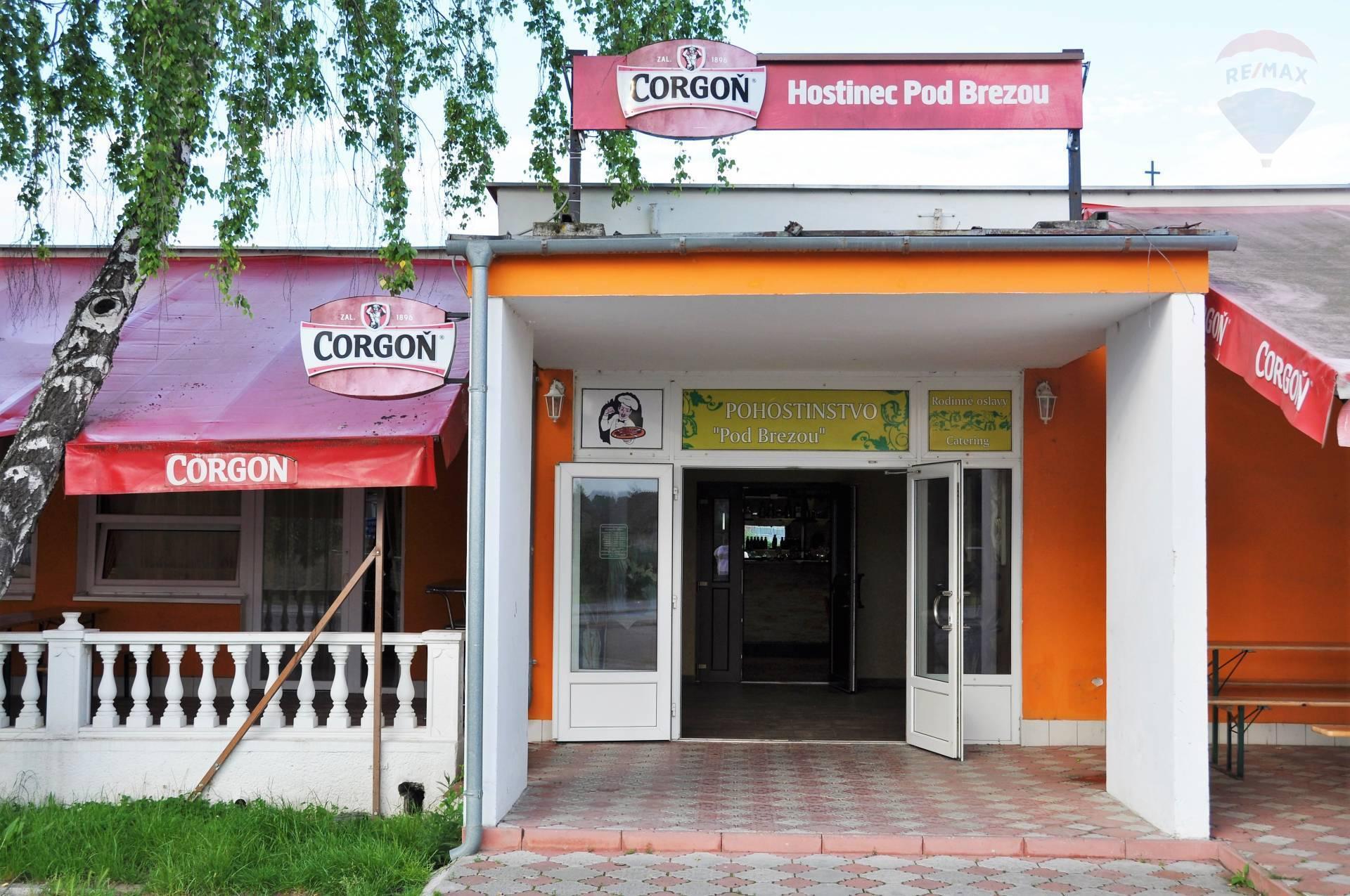 Prenájom reštaurácia v obci BRANČ.