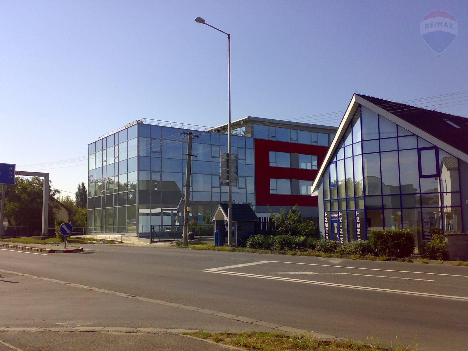 Prenájom obchodno administratívnych priestorov Nitra