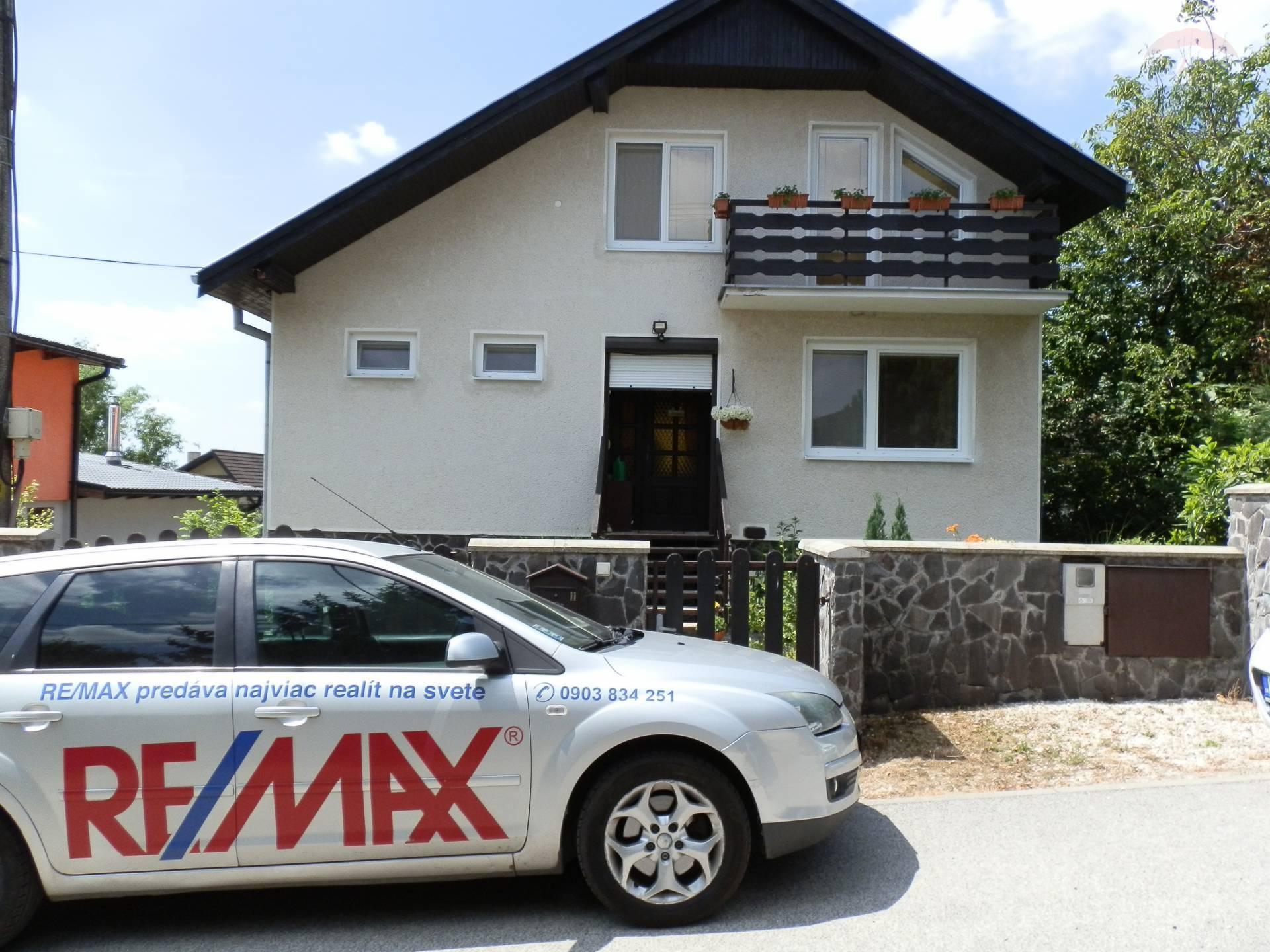 Prenájom rodinného domu Nitra Nitrianske Hrnčiarovce, EXKLUZÍVNE