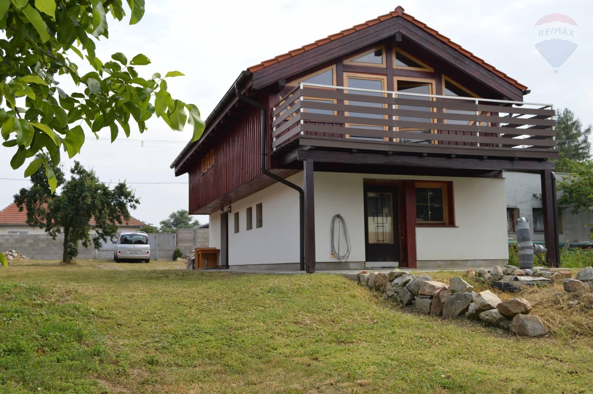 Predaj rodinný dom Nitra 14 km EXKLUZÍVNE