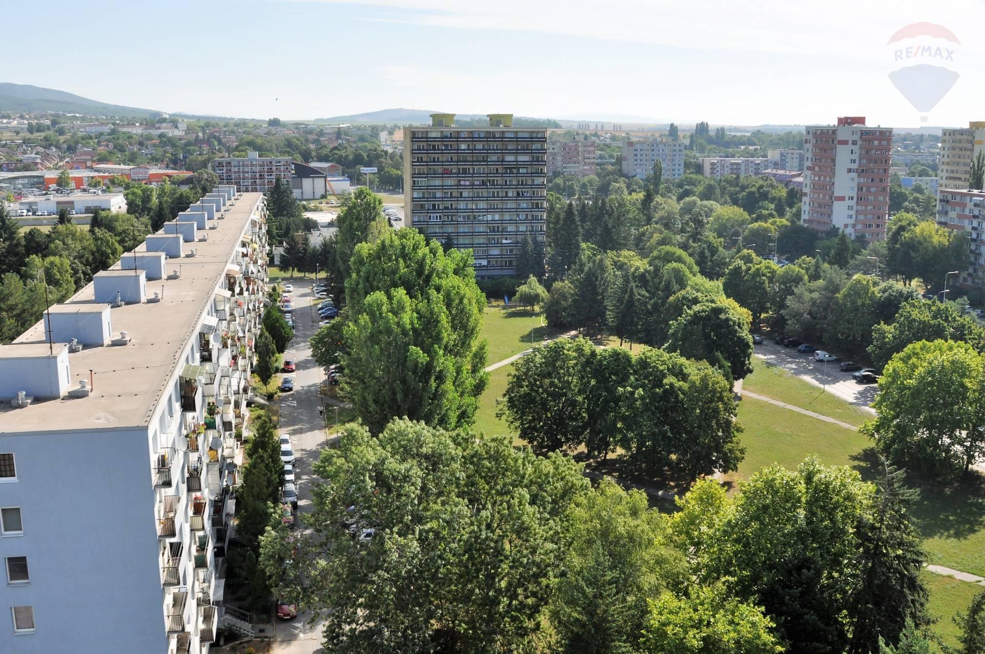 Predaj bytu (garsónka) 24 m2, Nitra -