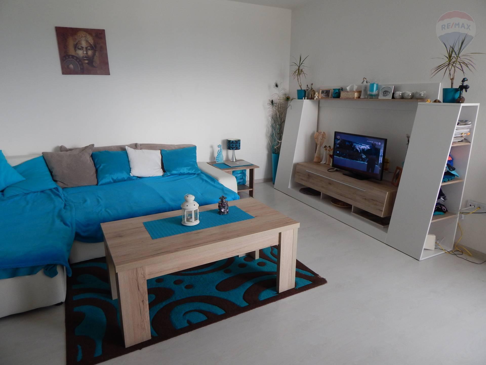 REZERVOVANÉ 1-izbový byt 40 m² Dúhové bývanie Nitra