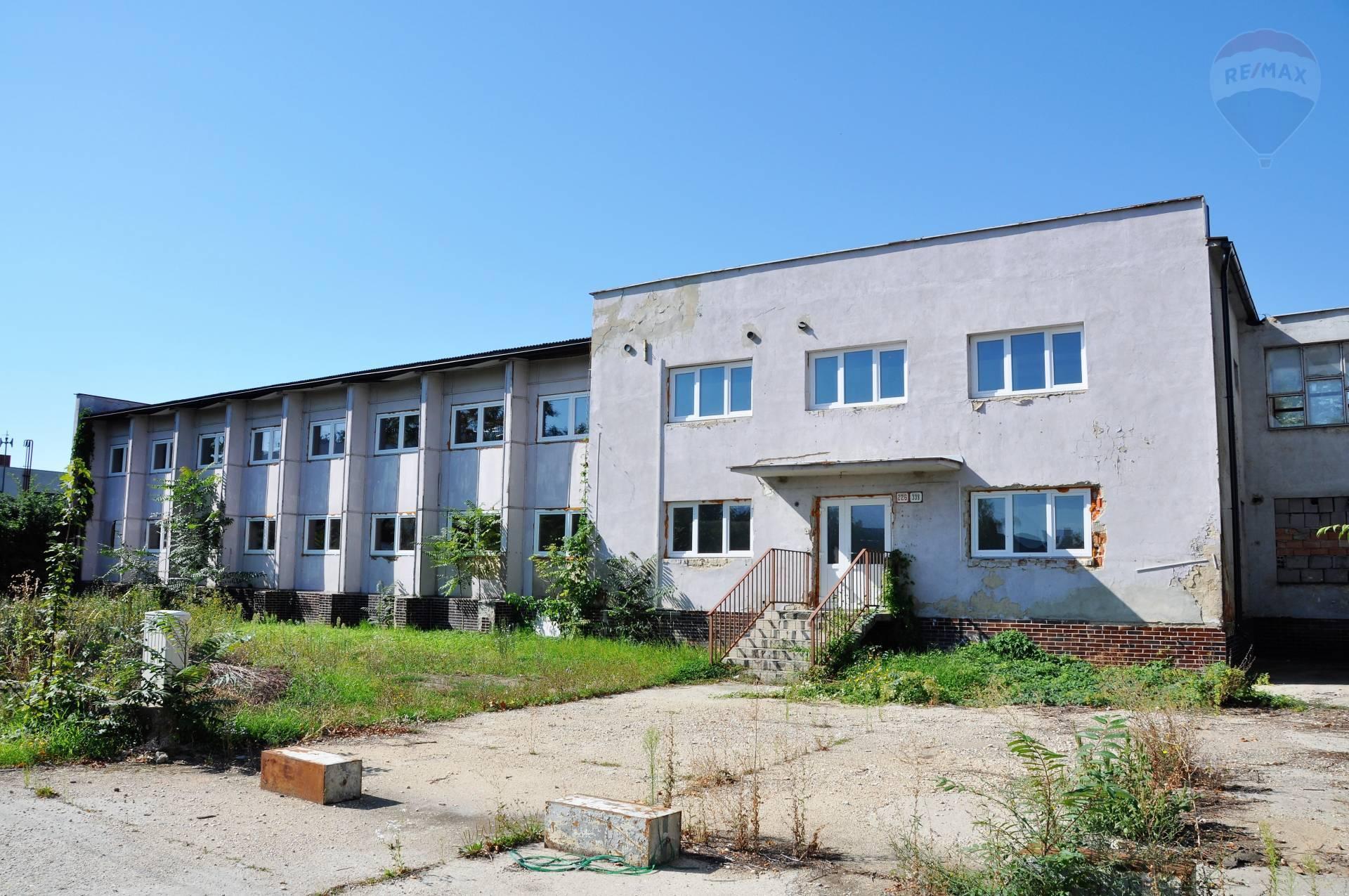 Predaj ubytovňa v meste Nitra.