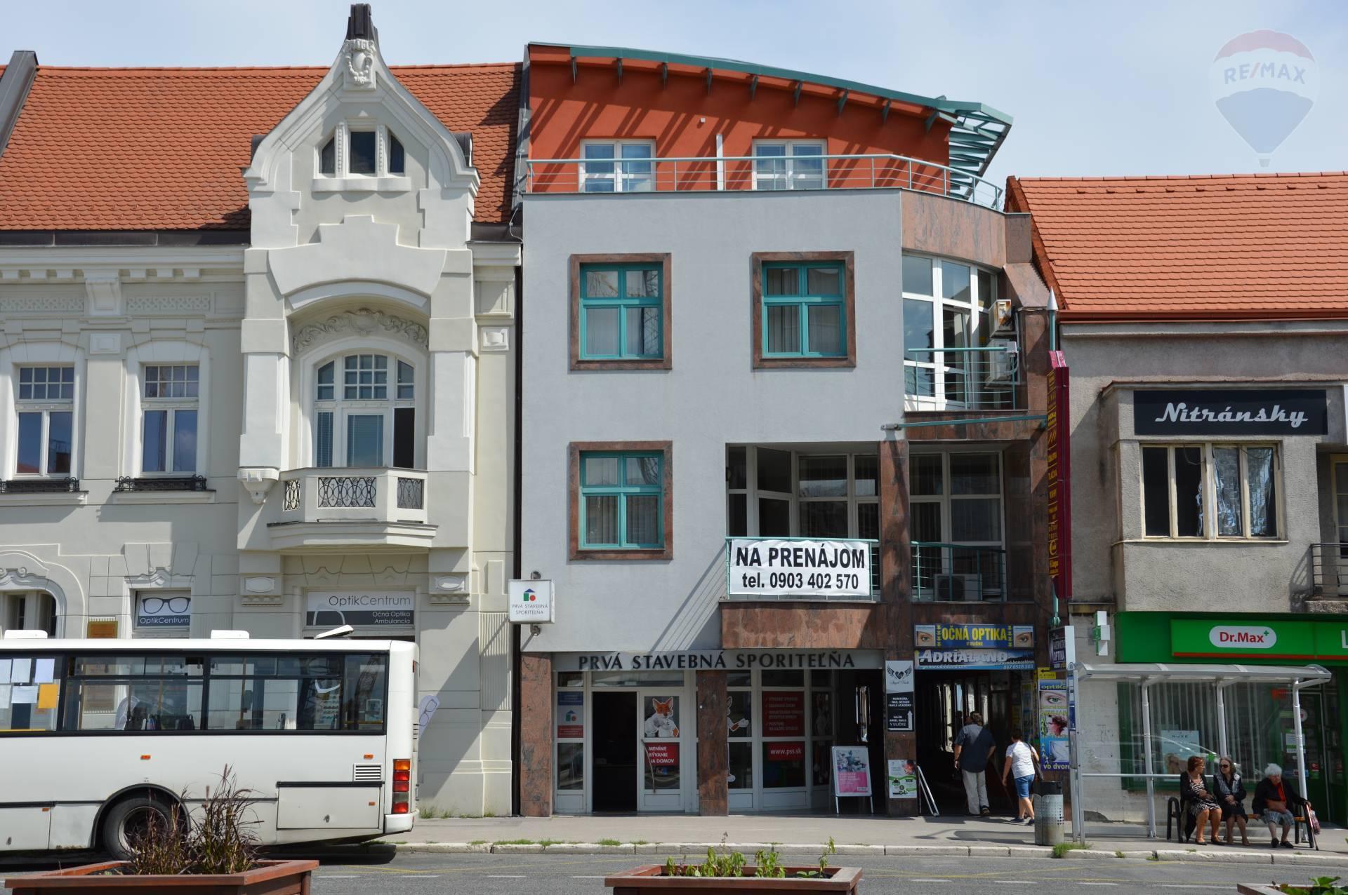 Prenájom 2 izbový byt Nitra centrum