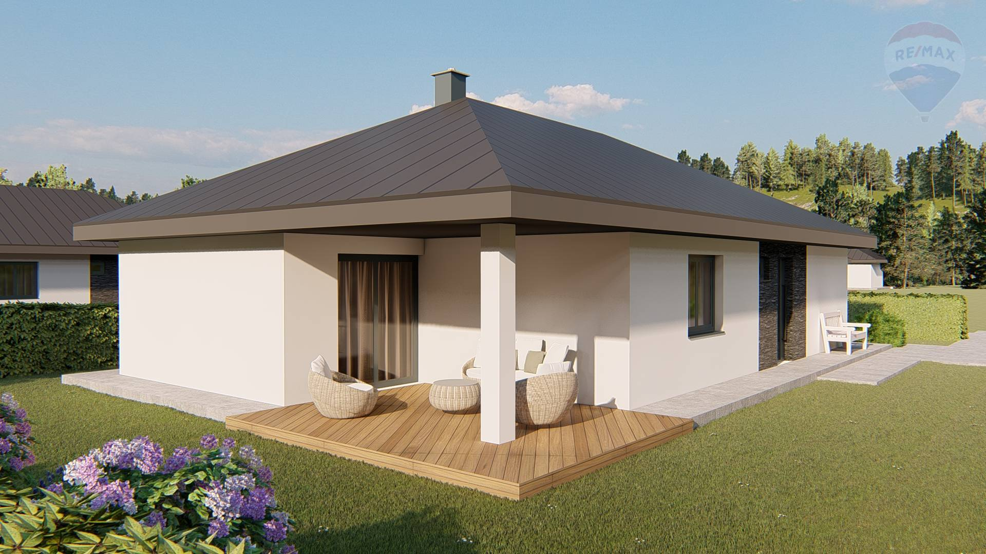 Predaj rodinný dom novostavba Pohranice