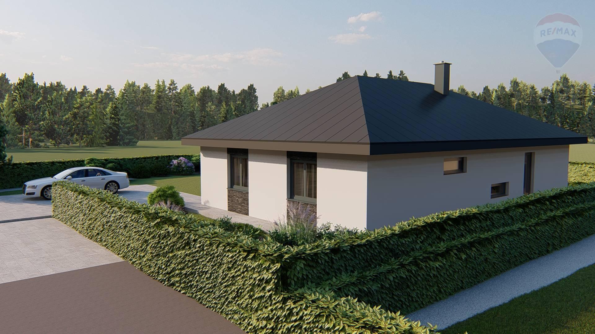 Predaj domu 105 m2, Pohranice -