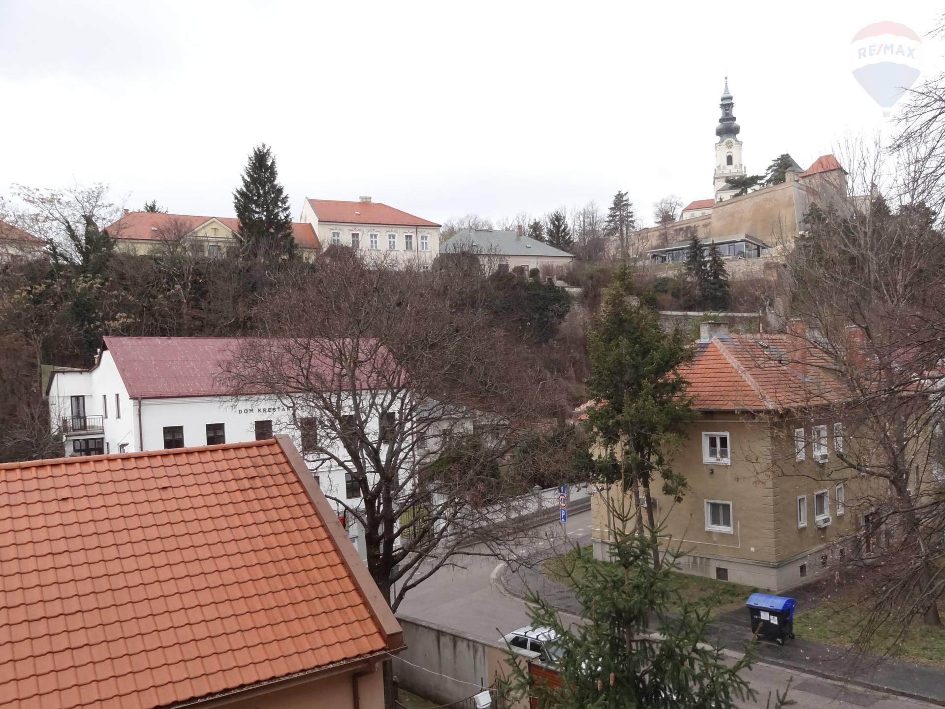 Prenájom 3 izbový byt, Nitra, Staré mesto, EXKLUZÍVNE