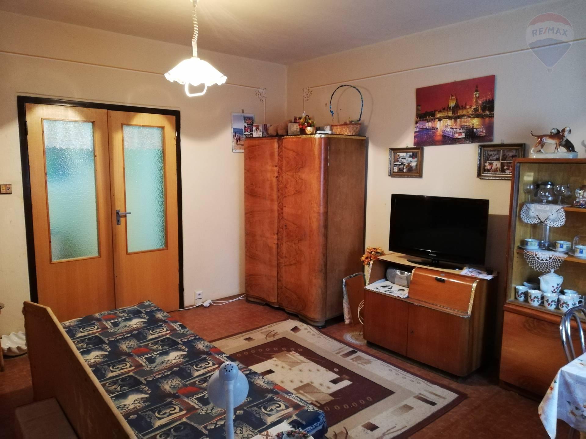 Predaj 1 izbový byt Kalná nad Hronom