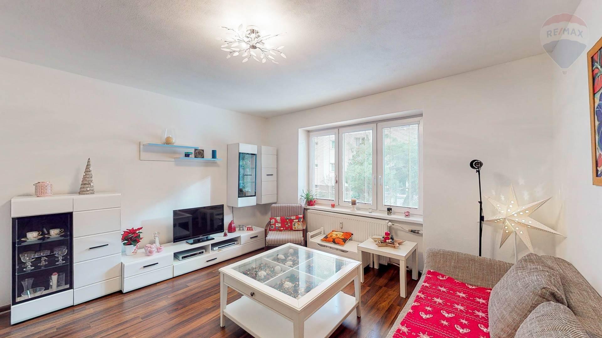 Predaj 2-izbový byt v širšom centre mesta Nitra.