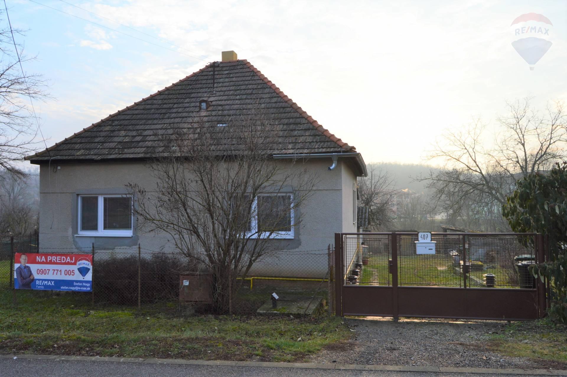 Predaj rodinný dom Dolné Obdokovce EXKLUZÍVNE