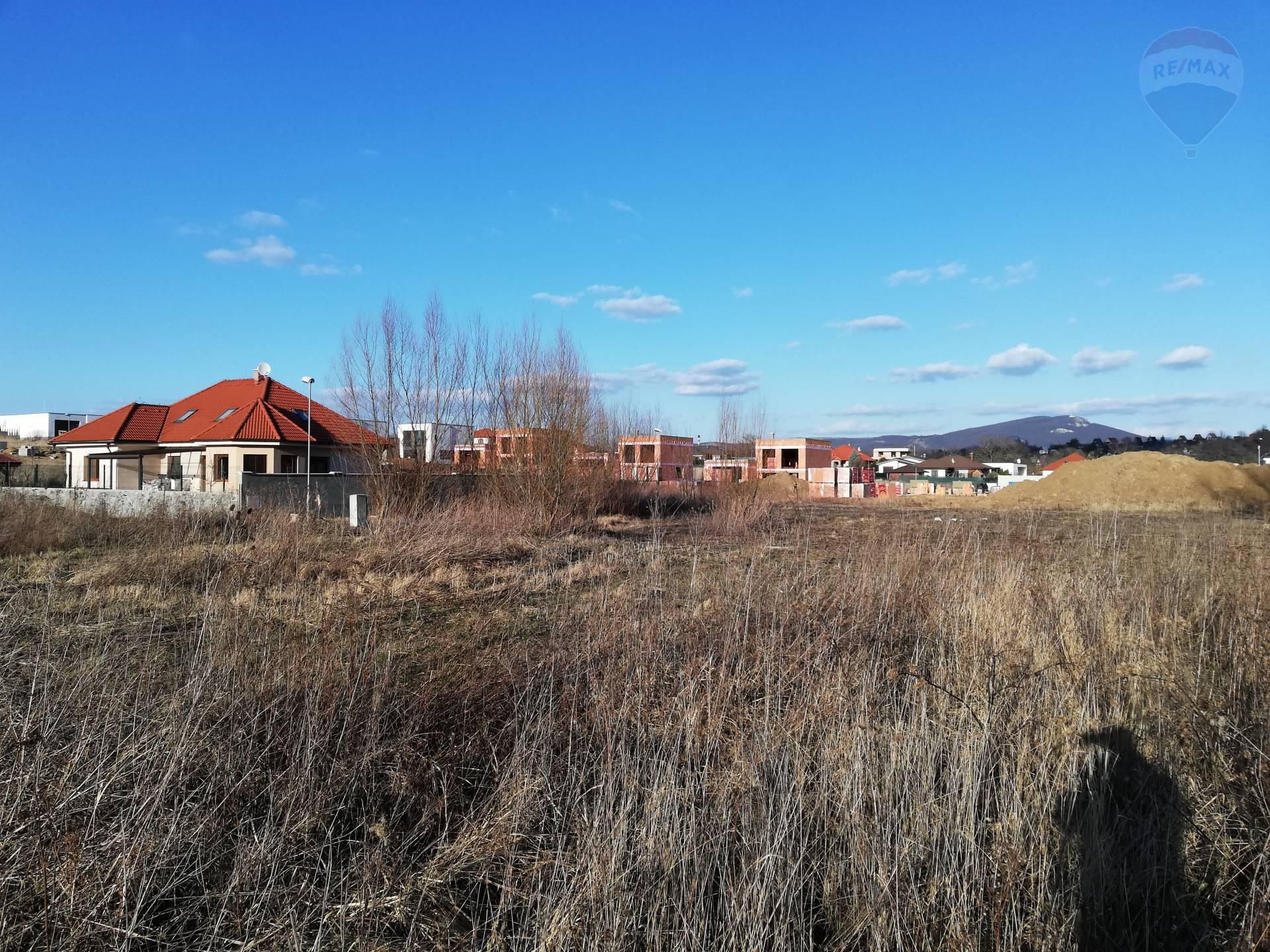Predaj stavebný pozemok Nitra - Kynek