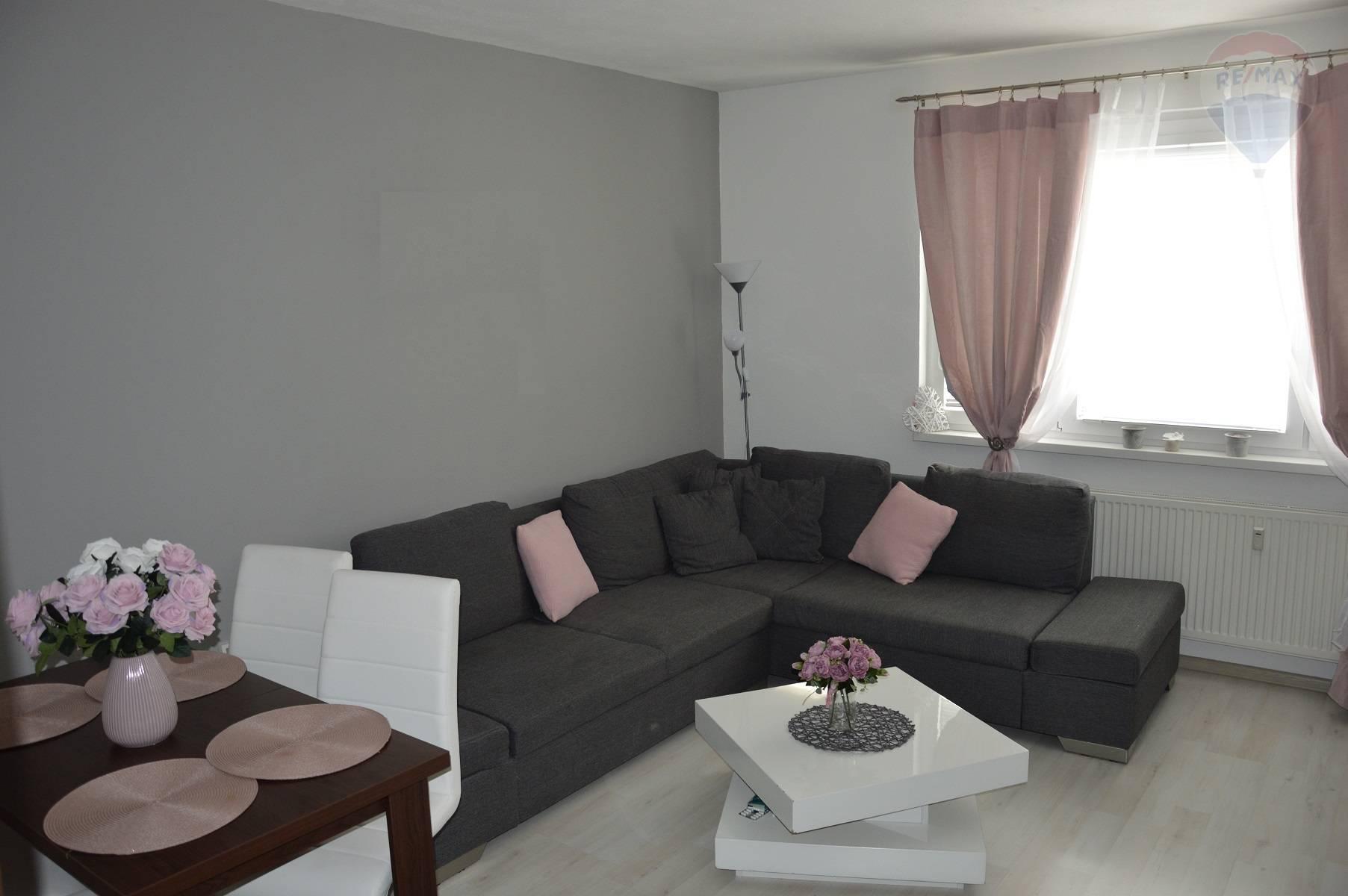 Predaj zrekonštruovaný zariadený 3 izbový byt Nitra