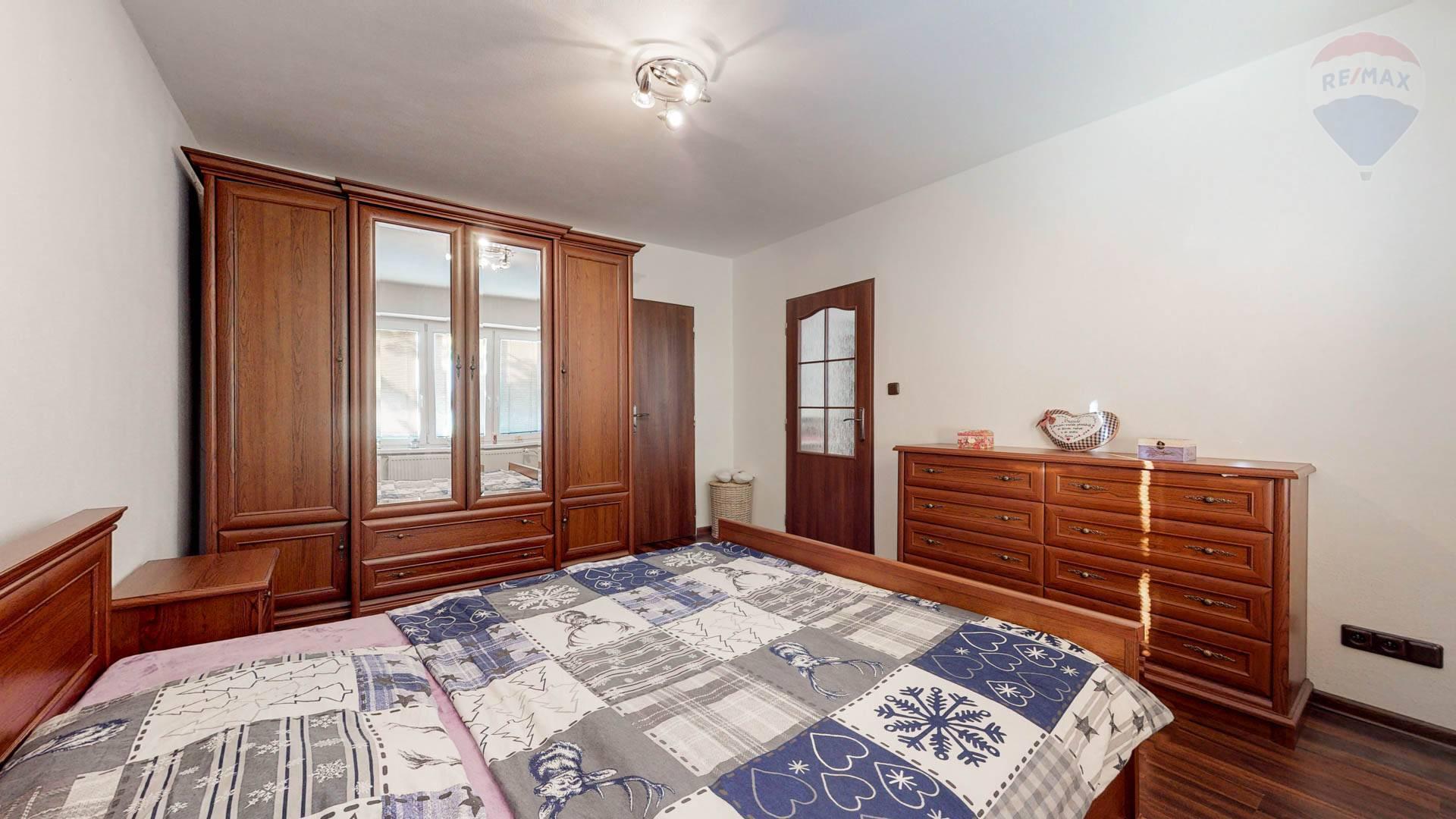 Prenájom 2-izbový zariadený byt v širšom centre mesta Nitra.