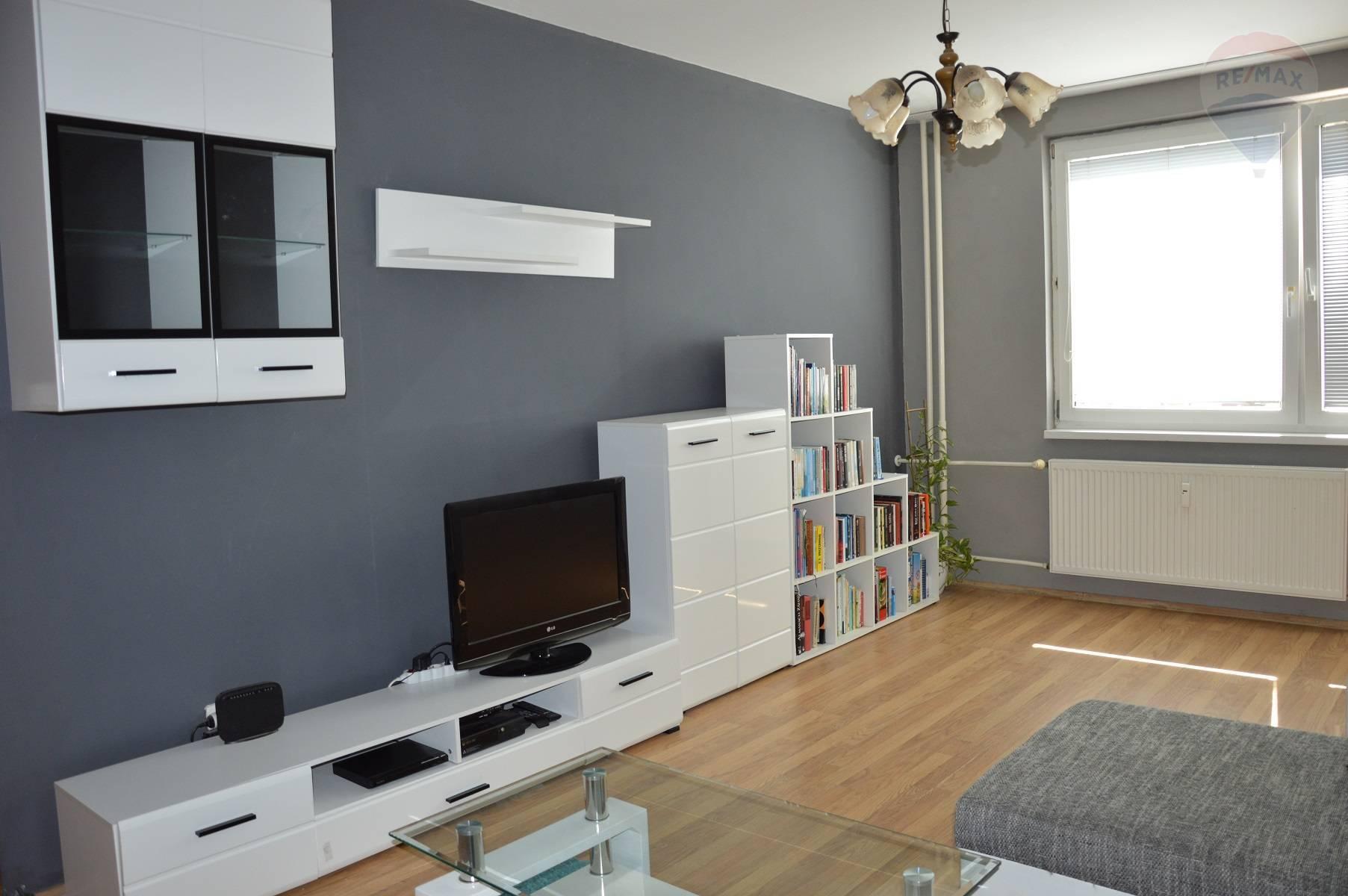 Predaj veľký 2 izbový byt Nitra