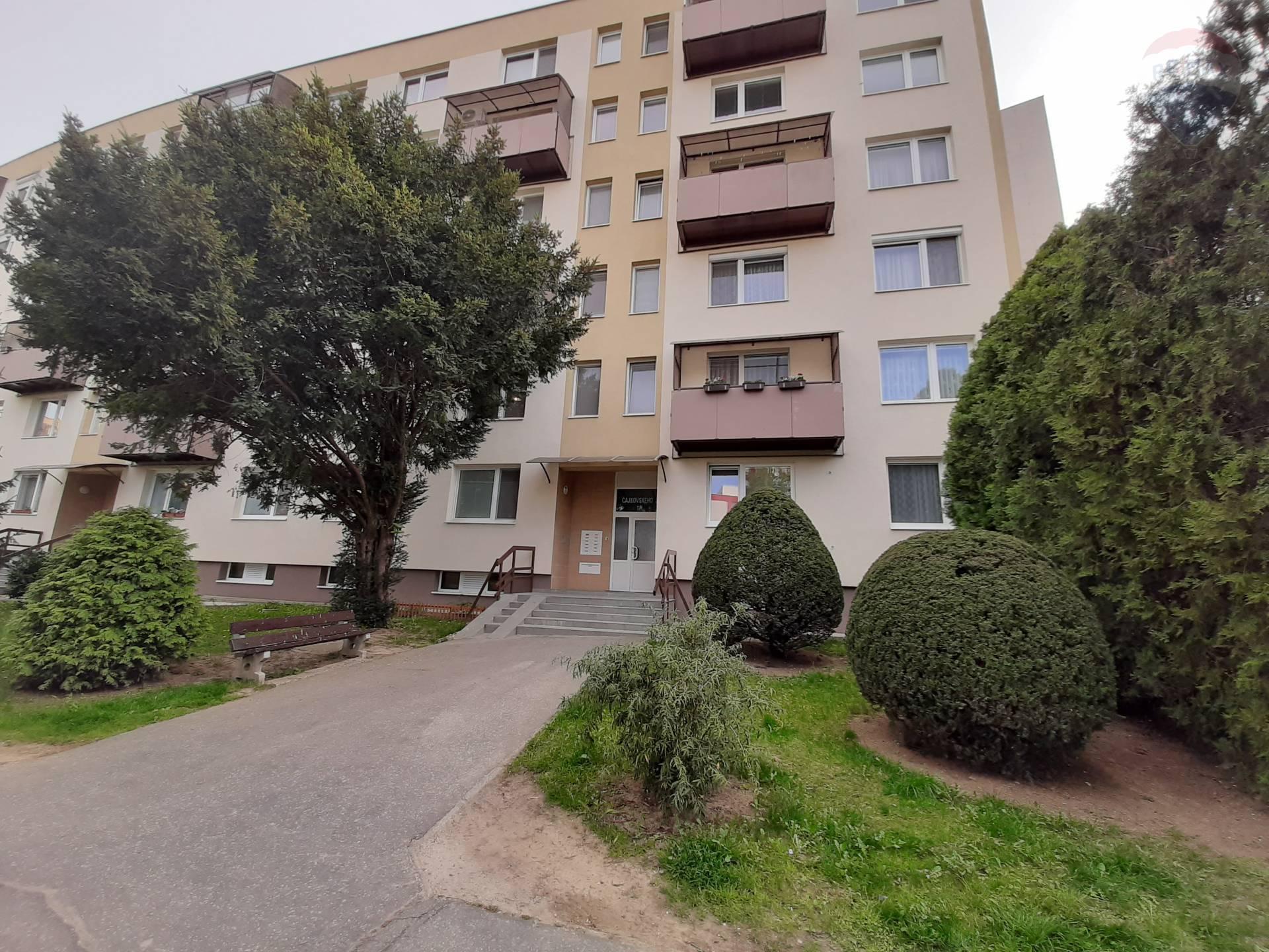 Predaj 3 izbový byt Nitra Čajkovského EXKLUZÍVNE
