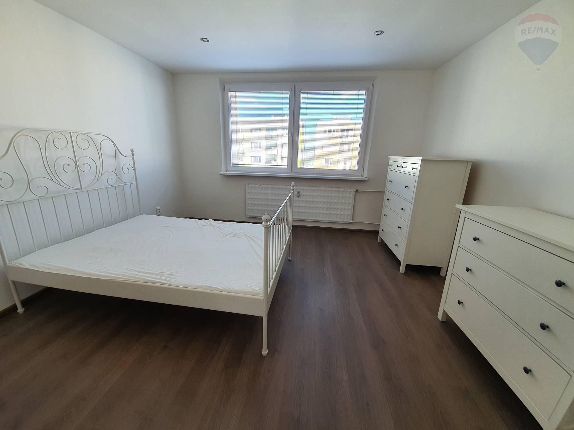 3-izbový byt Nitra – Murániho, ihneď voľný
