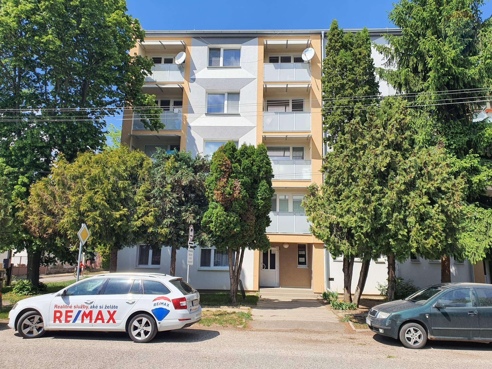 2-izbový byt 47m2 Želiezovce EXKLUZÍVNE