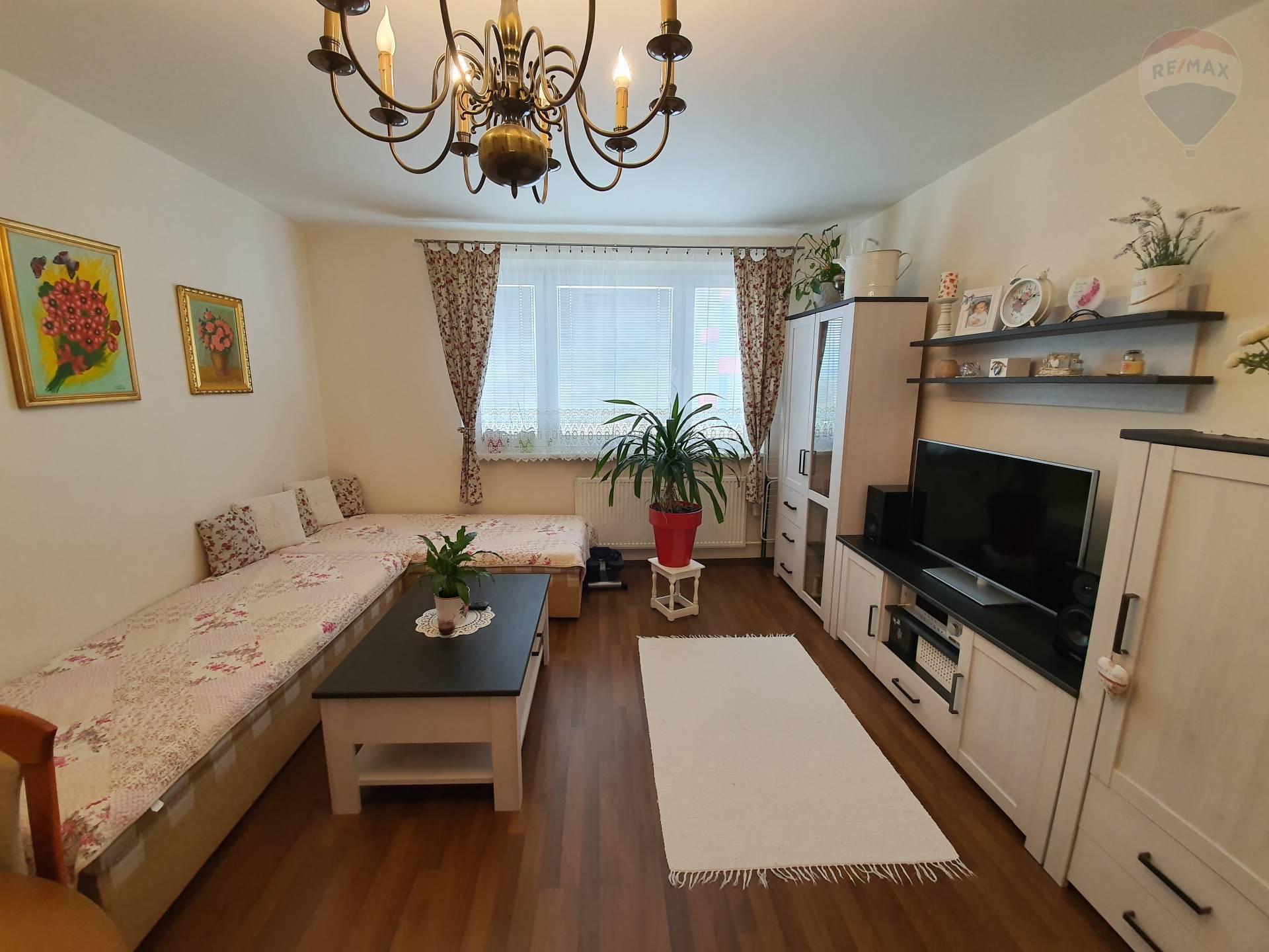 Útulný 2-izbový byt 47m2 Vráble – Lúky  EXKLUZÍVNE
