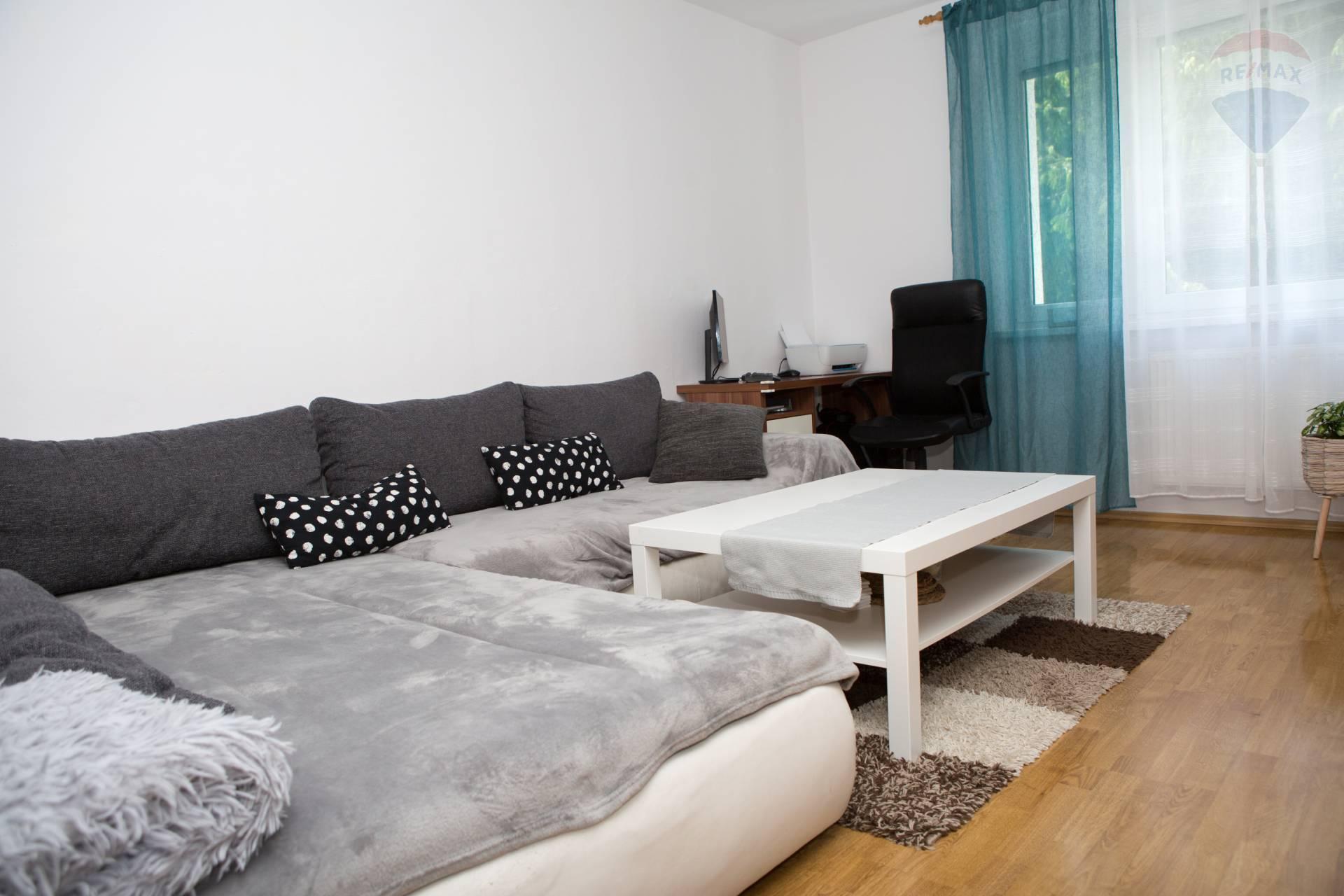 predaj 3 izbový byt Nitra, lodžia, Zvolenská EXKLUZÍVNE