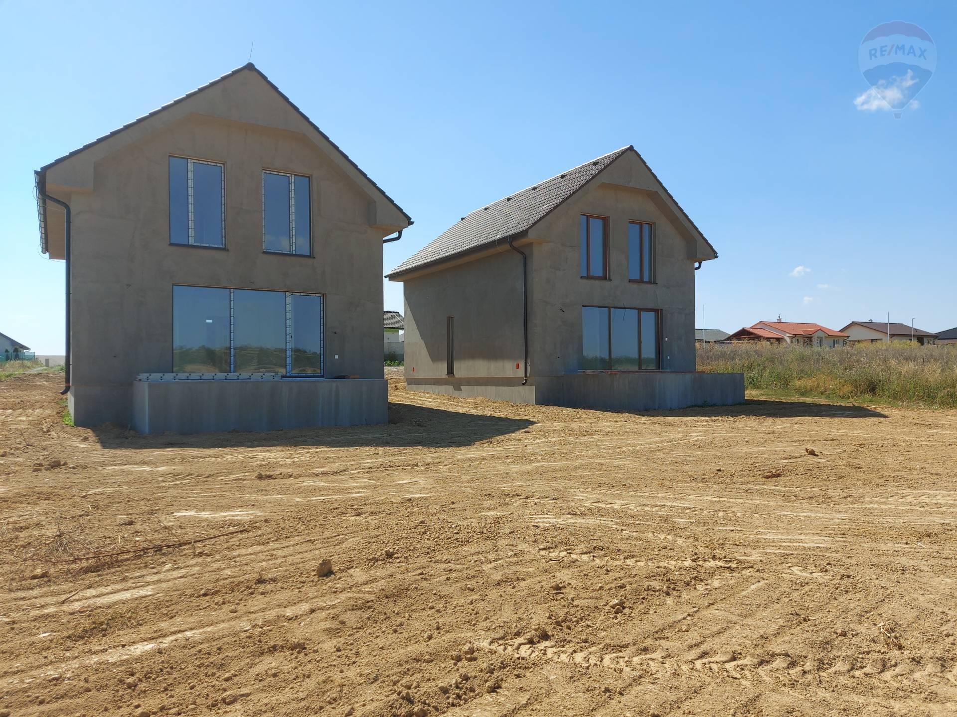 Predaj 4 izb. novostavba 102 m2 Veľký Lapáš - Nitra
