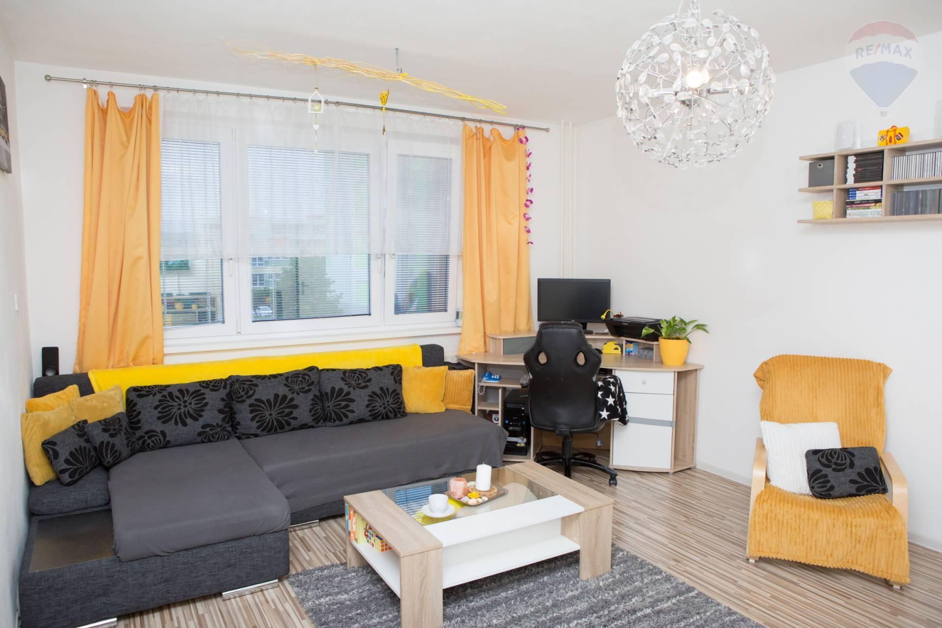 predaj 3 izbový byt Nitra, lodžia, Murániho EXKLUZÍVNE