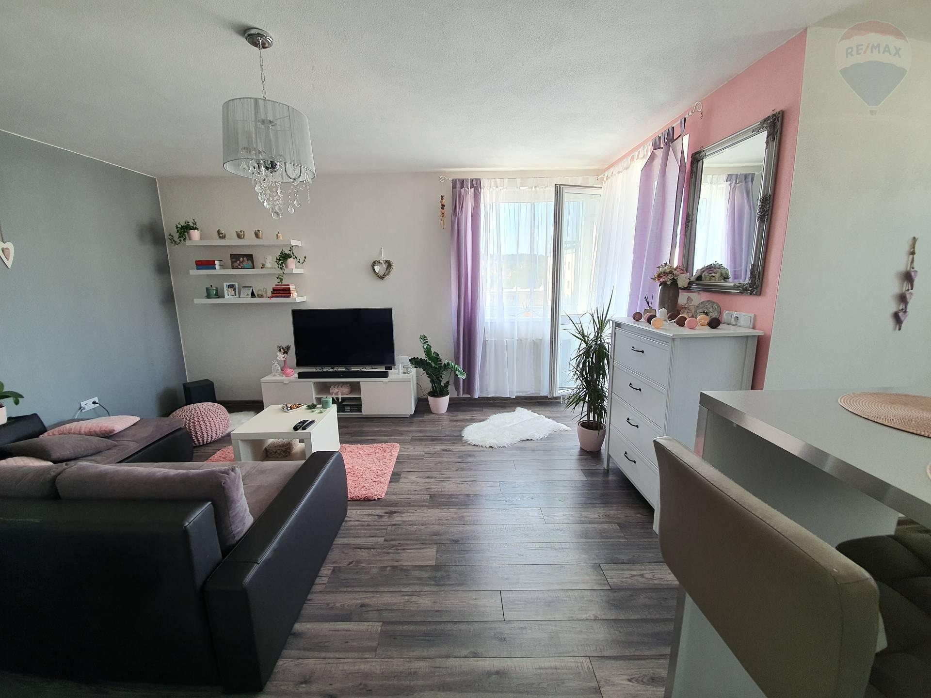 Prenájom 1-izb.bytu v novostavbe Dúhové bývanie